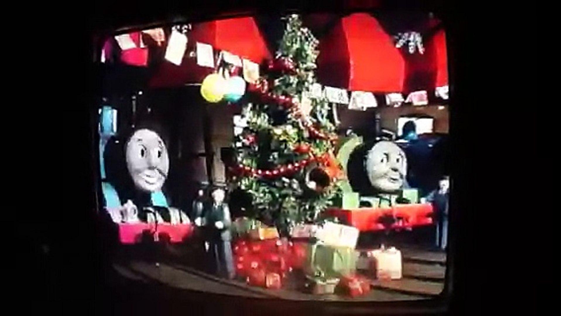 Thomas Christmas Wonderland Vhs.Episode 24 Ending Of Thomas And Friends Thomas Christmas Party And 17 Other Stories
