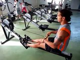 Nuno Costa from CFE performing the CFE S&C WOD