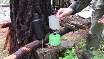 Exploring with the Optimus Crux Stove - Simple Backpacking Hiking Camping Car Camping Stove