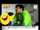 Misbah Ul Haq Funny  Punjabi Totay 2014
