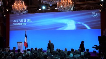 Intervention de Jean-Yves Le Gall - CNES