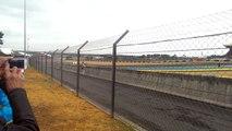 Essais des 24 Heures du Mans Dunlop