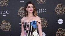 Anne Hathaways erster Promischwarm