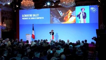 Intervention de Clémentine Gallet - Coriolis Compos