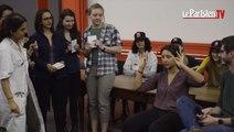 Les étudiants en médecine apprennent la neurologie par le mime
