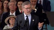 Discours de Steven Spielberg à Harvard