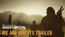 "GHOST RECON: Wildlands - ""We are Ghosts"" Trailer (E3 2016) EN"