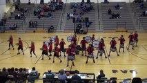 Crystal Lake Strikers All Stars Drum Line - Prairie Ridge HS 1/23/15