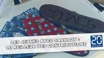 Lancement des Jeunes avec Sarkozy : Le meilleur des contributions