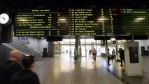 Grève des trains : les trains au départ de la gare du midi se rendent exclusivement en Flandre