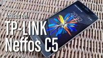 TP Link Neffos C5: análisis completo y características