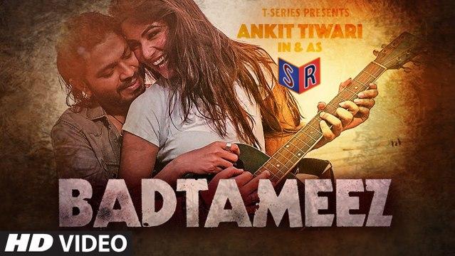 Ankit Tiwari : BADTAMEEZ Video Song | Sonal Chauhan | New Song 2016 [FULL HD] - (SULEMAN - RECORD)