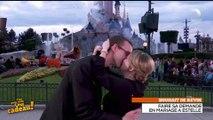 """""""C'est pour nous, c'est cadeau"""" : Demande en mariage féérique à Disneyland Paris"""
