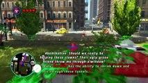 LEGO Marvel Super Heroes Walkthrough Part 29 - Galactus BOSS Let's Play (PC)