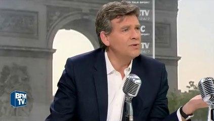 Primaire PS - A. Montebourg annoncera sa décision en été