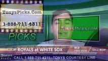 Kansas City Royals vs. Chicago White Sox Pick Prediction MLB Baseball Odds Preview 5-21-2016