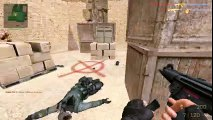 Counter Strike Source Gameplay  - Dust 2 - dailymotion
