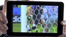 Partido Holanda 3 - 2 Australia - Mundial Brasil 2014 GOLES