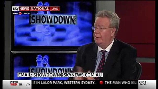 Election heats up as debates loom - Sky News Showdown 25/09/12