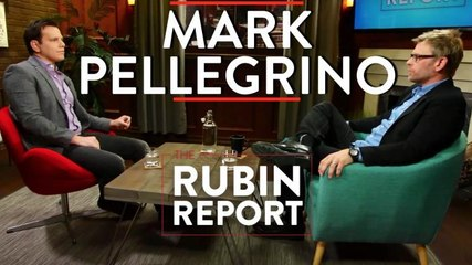 Mark Pellegrino and Dave Rubin discuss Capitalism and the Role of Government
