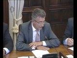 Roma - Audizioni in materia di tutele dei lavoratori del comparto della pesca (26.05.16)