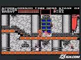 Castlevania gba Classic NES Series Gameplay 1
