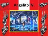 """La Voz Perú 11-11-2014 Miguel Ángel Parra nos canta """"Sentirme Vivo"""""""