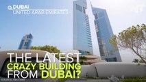 Dubai 3D Printed An Office Building