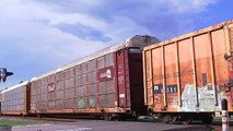 CSX Mixed Freight Train at Folkston 23