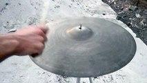 "Zildjian Avedis Vintage 22"" n°1 - AUDIO HD"
