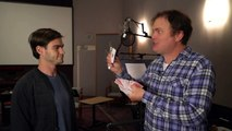 Smurfs- The Lost Village VIRAL VIDEO -  - Rainn Wilson Getting into Character