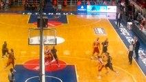 Galatasaray-Beşiktaş -HD- Beko Basketbol Ligi Yarı Final son anlar 15 Mayıs 2012