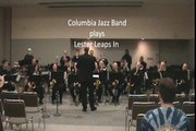 "Columbia Jazz Band play ""Lester Leaps In"" (Feb 27, 2010).wmv"