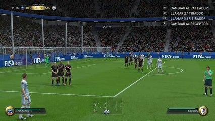 Gol - Toni Kroos