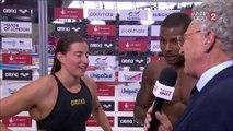 finales 100m papillon H et 200m NL F - ChE 2016 natation (Metella, Bonnet)_HD