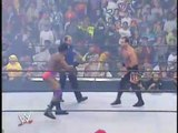 Orlando Jordan vs Chris Benoit WWE United States Championship SummerSlam 2005