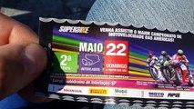 Autódromo de Interlagos 22-05-2016 1° superbike BRASIL 2016 Conheça Interlagos