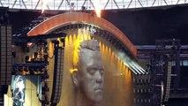 Robbie Williams - Zipwire & Introduction - Wembley Stadium 29/6/13