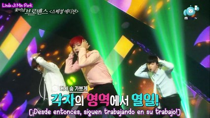 [Sub Español] V & Min Jae 'CB' (Edición Especial)