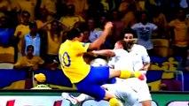Zlatan Ibrahimovic VS Cristiano Ronaldo Skills Goals Wins