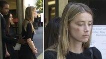 Amber Heard -- Claims Domestic Violence ... Seeks Restraining Order Against Johnny Depp