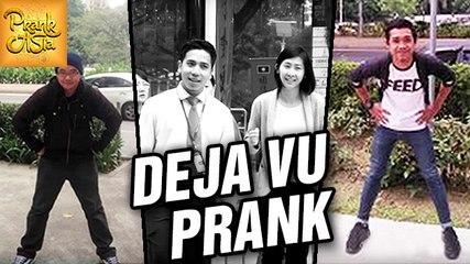 Deja Vu Prank | Funny Reactions | Prank Asia