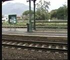 Treno storico ad Avenza ottobre 2010.wmv