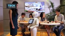 Pizza Hut is using this robot to wait tables in Singapore
