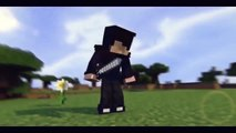 FREE EPIC MINECRAFT PvP INTRO TEMPLATE [C4D, AE] ►