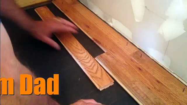 5 – Advice from Dad – Trick to measure a perfect piece without a measuring tape