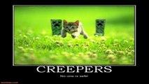 Hey Scary Creeper - Minecraft Parody of hey Soul Sister