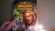 World of Warcraft The Burning Crusade Unboxing