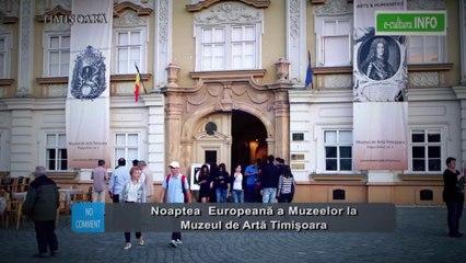 Noapte Muzeelor Timisoara