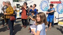 Douarnenez. Pour soutenir l'école de musique, le marché s'anime !